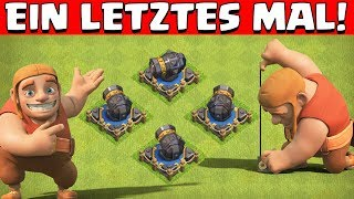 MEIN LETZTES UPGRADE! 😱 Clash of Clans 😱 CoC