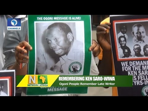 Ogoni People Remember Late Ken Saro-Wiwa | Network Africa |