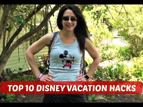 Top 10 Disney Vacation Hacks Collab