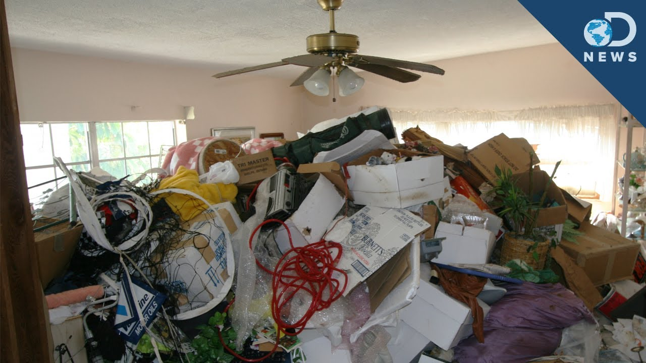 the buried secretes of hoarders the