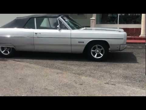 1968 Fury III south Beach classics