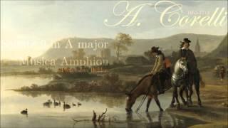 A. Corelli - Violin Sonate No. 9 in A major