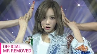 Gambar cover [MR Removed] 160701 TAEYEON (태연) - Why MR제거