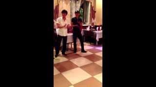 Кыргыз танцует лезгинку красавчик