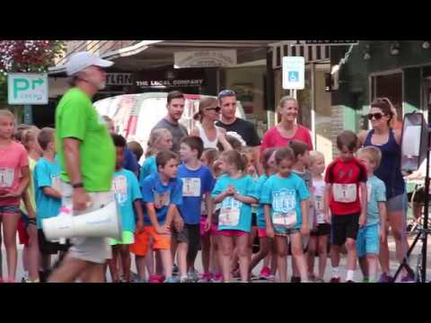 2017 Downtown Mile Highlights