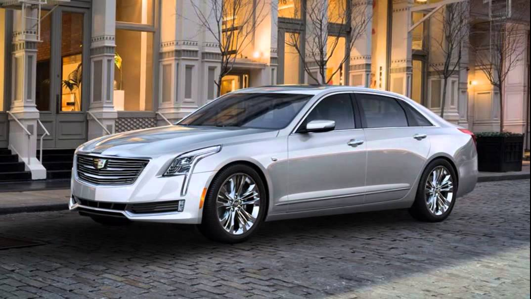 2016 Cadillac CT6 Radiant Silver Metallic