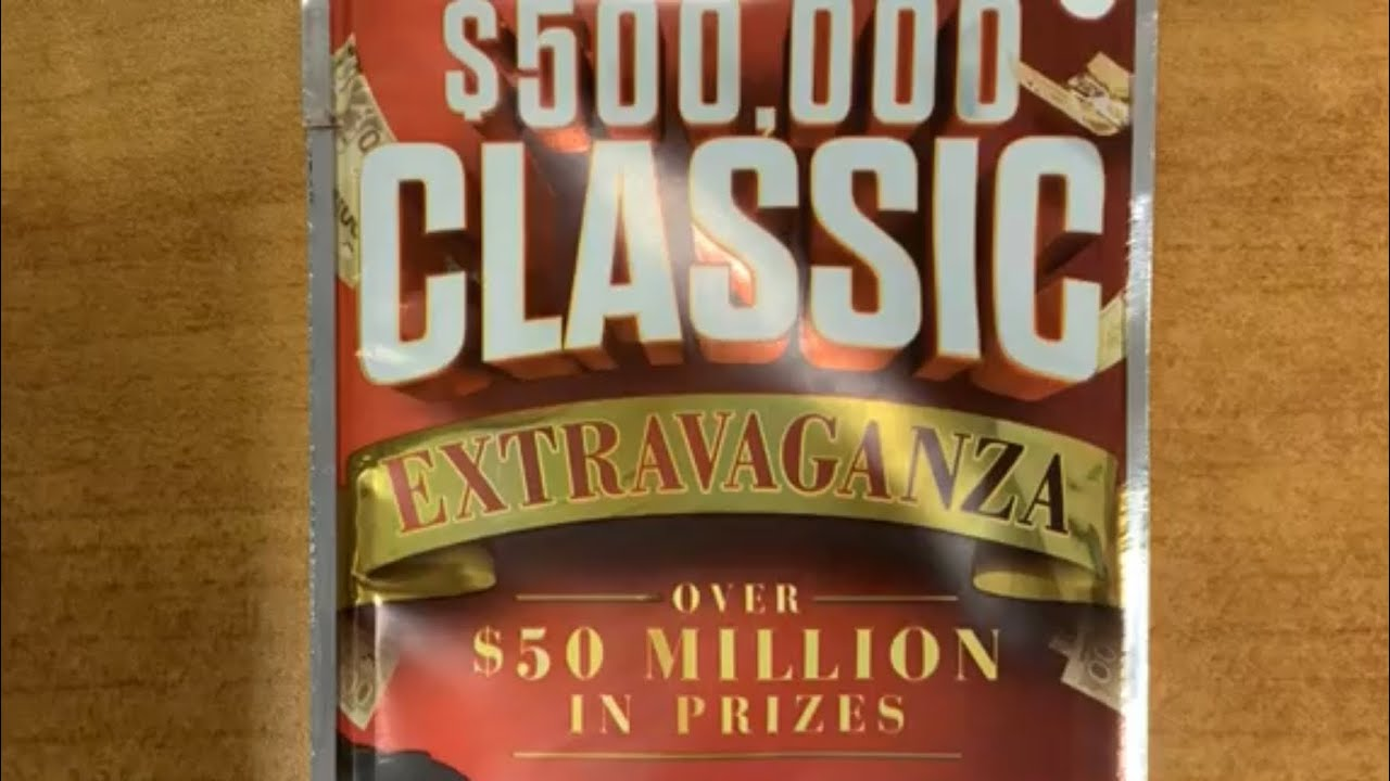 Image result for Classic Extravaganza Lottery