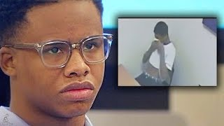 Tay K Crying Video Plays In Court & Is Found Guilty