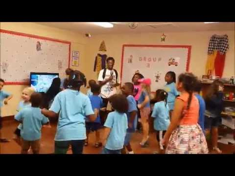 Elmwood Park Academy Talent Show Summer Camp 2016