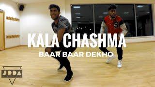 KALA CHASMA | Baar Baar Dekho | Badshah | DANCE COVER @JeyaRaveendran Intermediate Choreography