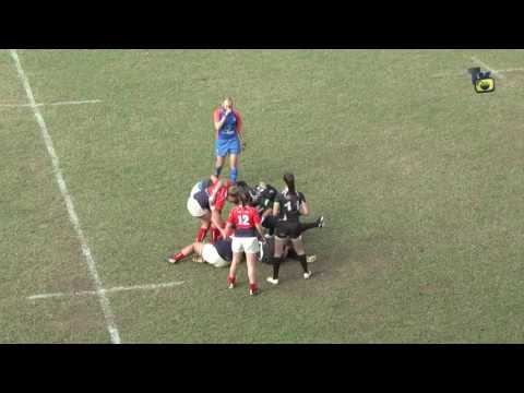 Charrua 15 X 10 Centauros (Final) │ Gauchão Rugby 7s 2017 (1ª etapa – Taça Ouro)