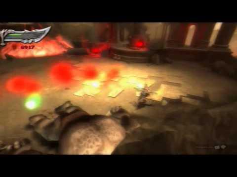 God of War Chains of Olympus Walkthrough Part 10 - Hades 1 of 2