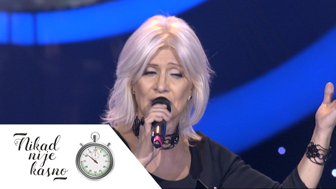 Julija Marotov Dzuli - Woman in love - (live) - Nikad nije kasno - EM 03 - 08.11.15.