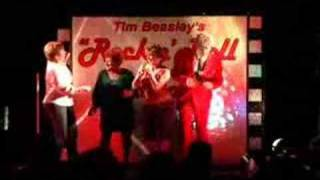 ROD STEWART IMPERSONATOR SHOW LOOK ALIKE TIM BEASLEY