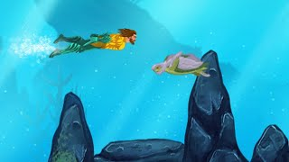 Aquaman: Race To Atlantis // Gameplay