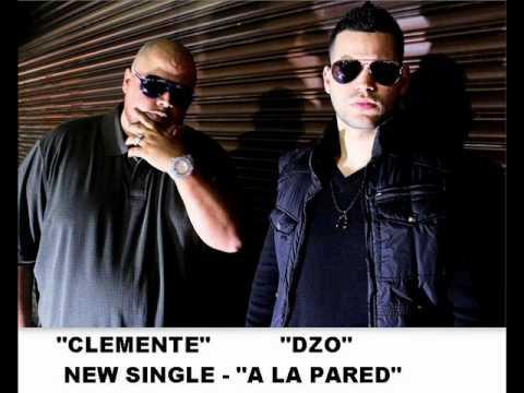 """Dzo Ft. Clemente - """"Contra La Pared"""" Nuevo Tema 2012"""
