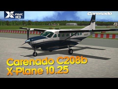 Carenado C208B Caravan for X-Plane 10