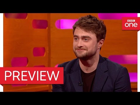 Daniel Radcliffe talks about meeting Donald Trump:  The Graham Norton Show 2016 - BBC One