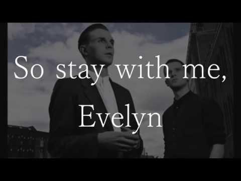 Hurts - Evelyn |Lyrics|