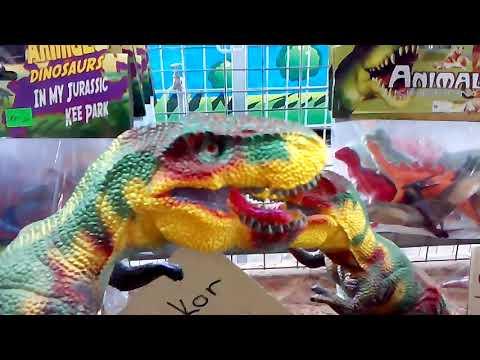 Taman Safari Dinosaur Di Muar,Johor