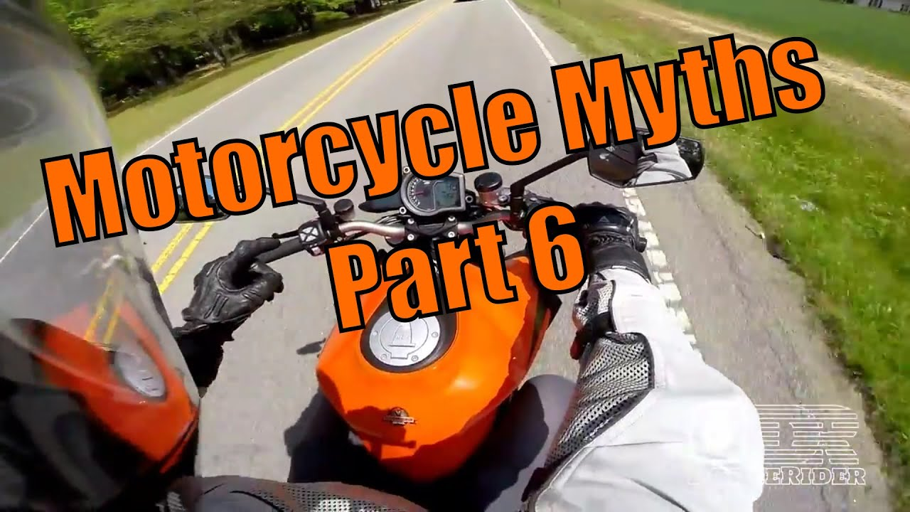 Motorcycle Myths Series