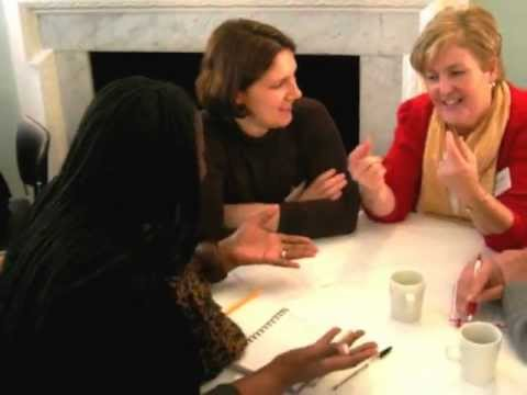 Conversation At A Gurteen Knowledge Cafe Workshop, London, December 2011