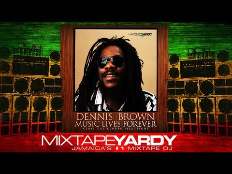Dennis Brown music lives FOREVER!