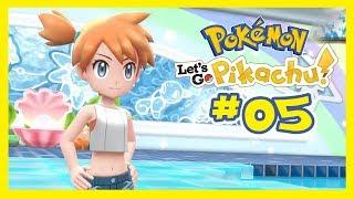 Pokemon: Let's Go Pikachu & Eevee! (05) - Walka z Misty!