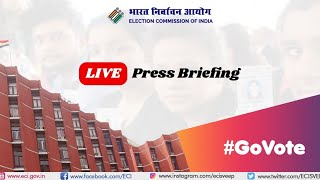 LIVE : PRESS CONFERENCE