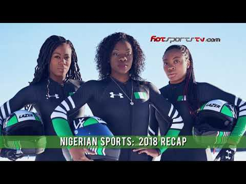 Highlights of Nigerian Sports in 2018