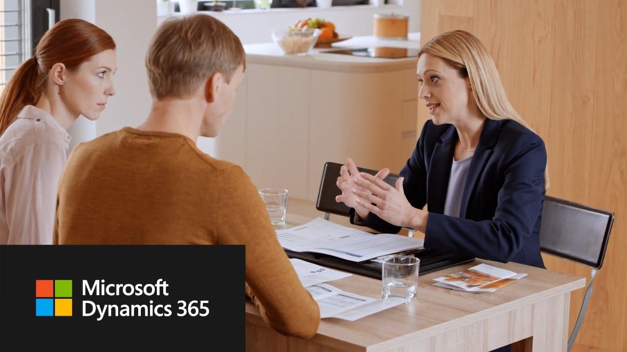 Microsoft Dynamics 365 Customers Insights product demo