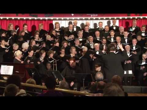 Brazos Valley Chorale - All That Jazz February 2014