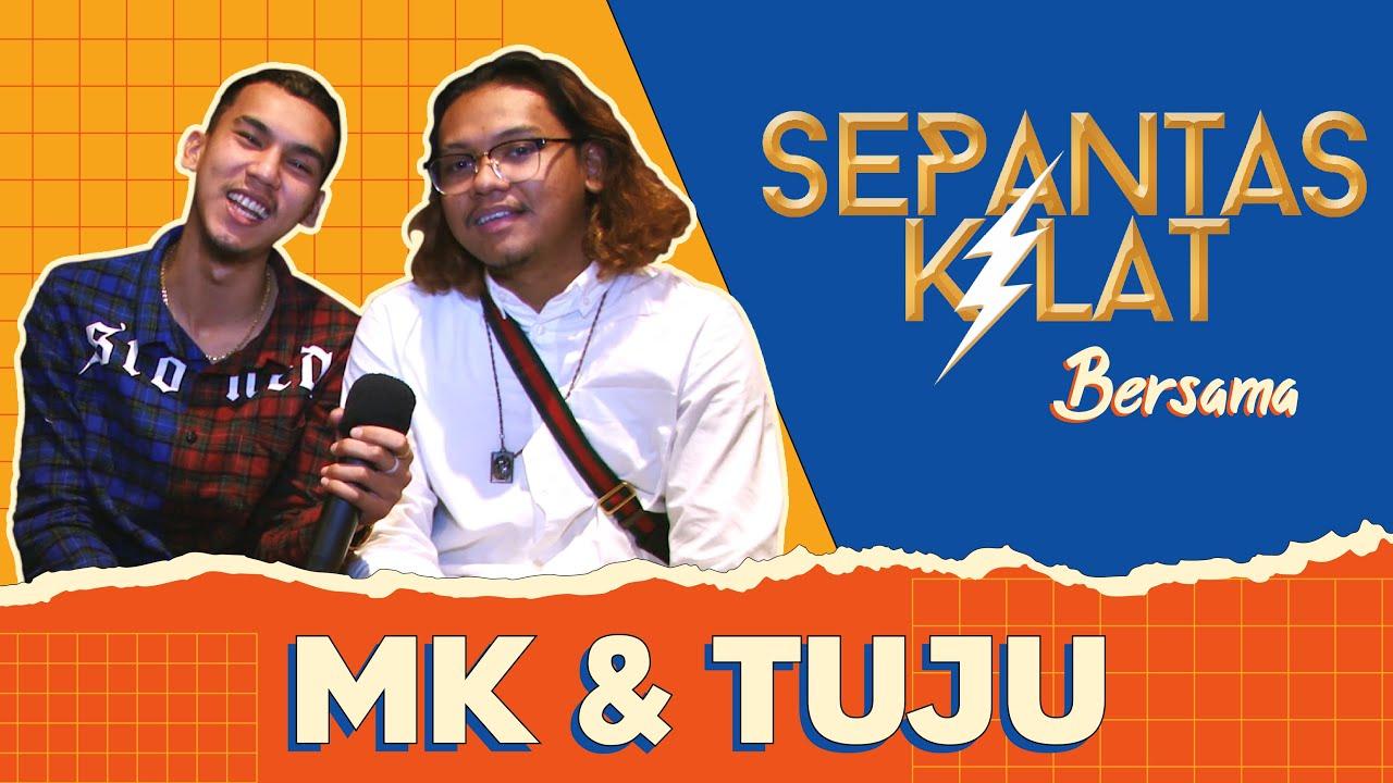 "#SepantasKilat - MK suka tengok ""Love Story"" dengan Tuju!"