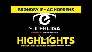 eSuperliga: Flotte mål mod AC Horsens   brondby.com