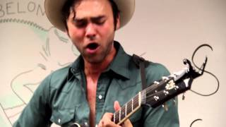"Shakey Graves ""Roll the Bones"" (Lawrence High School Classroom Sessions Pt.3)"