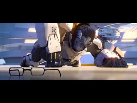 [พากย์ไทย] Overwatch Cinematic Trailer
