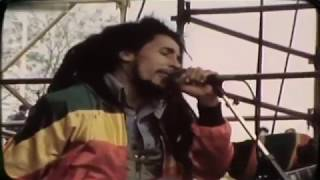 "Bob Marley and Billy Idol - ""With a Rebel Yell, She Cried, 'Don't Give Up the Fight'"""