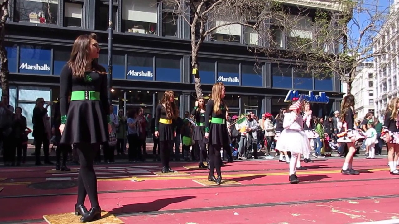 San Francisco St. Patrick's Day Parade 2017 Kennelly ...