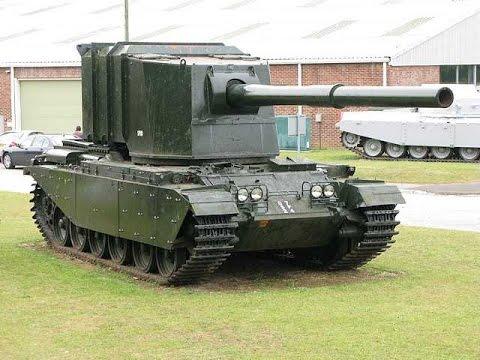 FV4005 в Ground War Tanks
