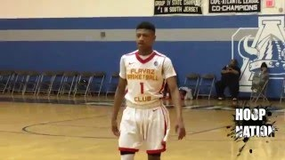 Video Noah Farrakhan Of NJ Playaz Is One Of The BEST IN THE COUNTRY, Class Of 20' PG   Bballspotlight 2016 download MP3, 3GP, MP4, WEBM, AVI, FLV Agustus 2017