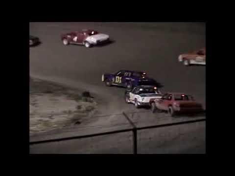 Southwest Speedway Hobby Stocks 7-18-09