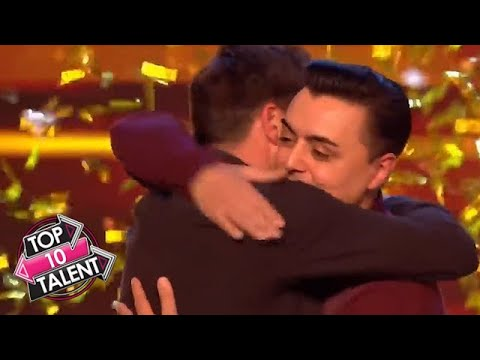 TOP 10 Host GOLDEN BUZZER Auditions On Asia, America's Got Talent And MORE!