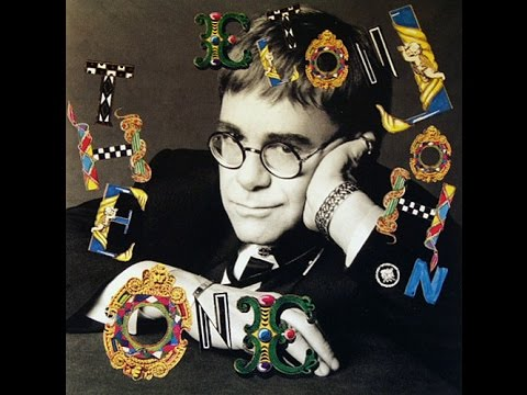 Elton John - The One (1992) With Lyrics!