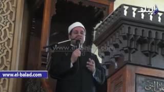 بالفيديو والصور.. مظهر شاهين: دعم مؤسسات الدولة من أموال الزكاة والصدقات جائز
