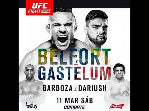 UFC Fortaleza Breakdown & Gamble Guide