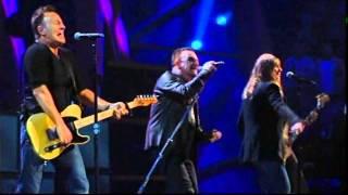 Скачать U2 With Bruce Springsteen And Patti Smith Because The Night