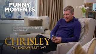 Chrisley Knows Best Valentine's Day | Chase Gets Catfished By Todd | Funny Moment