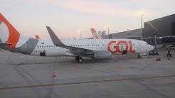 GOL Airlines, Rio De Janeiro to Belo Horizonte in Comfort+, B737-800