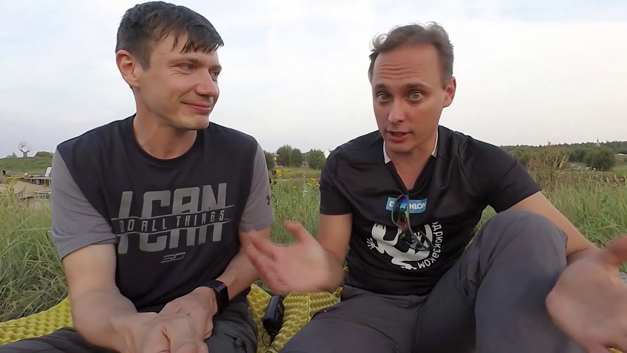 Адвокат Егоров - ПРАВДА про походы, каяк, избу и Григория Соколова.