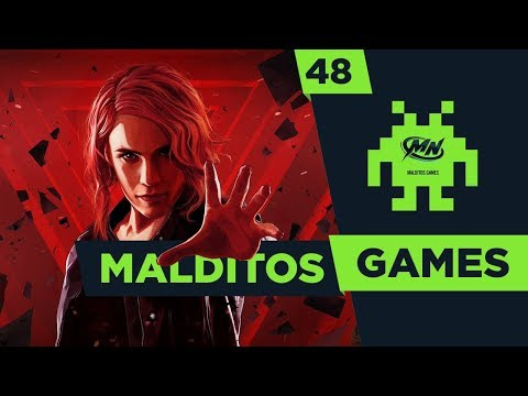 Malditos Games 48: Control / Doom Eternal / Journey To The Savage Planet
